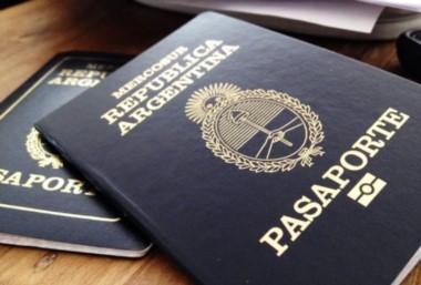 Desde este marte el pasaporte costará 950 pesos, contra un valor anterior de 550 pesos.