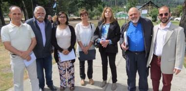 A escribir. Los siete convencionales que tendrán el histórico trabajo de redactar en 2018 la Carta Orgánica Municipal de Lago Puelo.