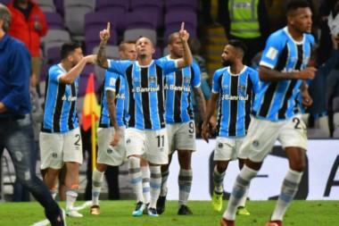 Gremio, campeón de la Copa Libertadores, jugará la final del Mundial de Clubes.