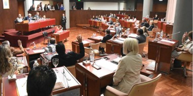 Ayer ingresó a la Legislatura un paquete de medidas del Ejecutivo que se trataría en Extraordinarias.
