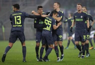 Inter tuvo que transpirar más de lo previsto para superar al humilde Pordenone.