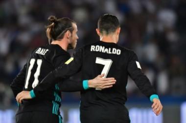 El galés Bale y el portugués Ronaldo, marcaron los tantos del Real Madrid.