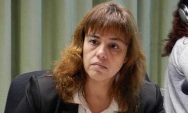 Mirta Moreno. Tomó la decisión ante un habeas corpus presentado.