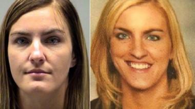 Jessica Langford, fue detenida en las últimas horas después de que se comprobara que había mantenido relaciones sexuales con un estudiante menor de edad.