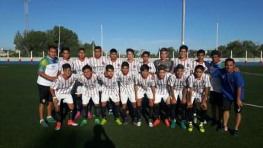 El combinado valletano volvió a ganar y se metió en semifinales. Ayer, había derrotado a Valle Viejo de Catamarca 1-0.
