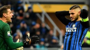 El Inter pierde el invicto contra el Udinese y en el propio Giuseppe Meazza 1-3.