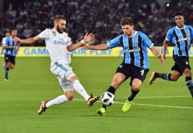 Real Madrid cerró un 2017 fantástico con cinco títulos. Fue ampliamente superior a Gremio.