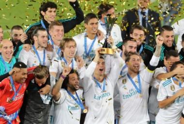 Figurita repetida. Como en 2016, Real Madrid cierra el año con el título del Mundial de Clubes.