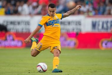"""El """"Chino"""" Zelarayán podría vestir la camiseta de River en 2018."""