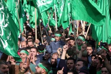 Los palestinos se opusieron con dureza a la posición expresada por la administración estadounidense.