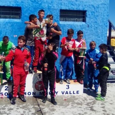"Ayer se realizó la última fecha del Karting en el ""Juan Albertella""."