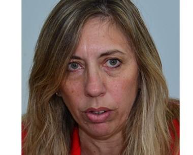 María Tolomei, fiscal del caso.