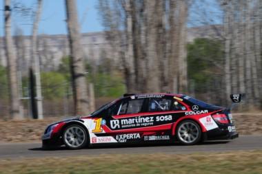 Agustín Canapino hizo la pole del TRV6 en el autódromo de Paraná.