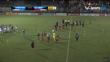 Juventud Unida venció a Boca Unidos y alcanzó la punta de la B Nacional.