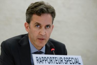 """Wide open eyes. Los de David y la ONU para que no se """"Kayen"""" las voces de las minorías."""