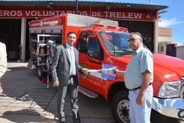 La inversión en los vehículos y su equipamiento es de 2 millones de pesos.