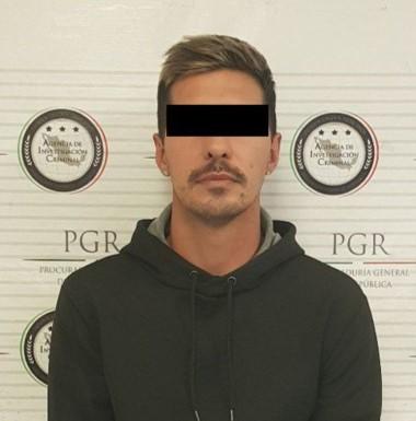 Jonathan Fabbro es detenido en México acusado de abusar de dos menores