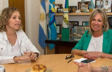 María Inés Bordenave, referente del patín, fue presentada como nueva Directora de Recreación y Deportes.