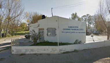 Fundación. La sede de Ceferino Namuncurá en Puerto Madryn.
