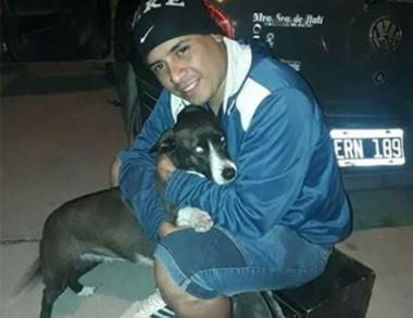 Ezequiel Meza, el joven de Rawson desaparecido desde el pasado 10.