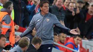 """El """"Toto"""" Berizzo fue despedido del Sevilla."""