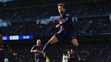 """El """"Barça"""" cierra el año siendo mas líder que nunca, a 14 puntos del Real Madrid de Zidane."""