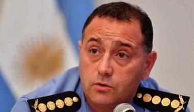 El jefe de la fuerza de policía hizo un balance de las actuaciones.