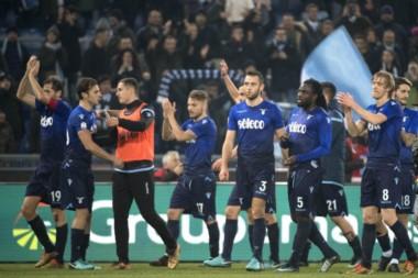 Lazio está entre los 4 mejores de la competencia.