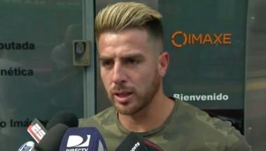 """Buffarini: """"Ojalá pueda estar a la altura de lo que es Boca""""."""