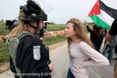 La chica palestina que simboliza la resistencia. Ahed Tamimi seguirá presa en Israel