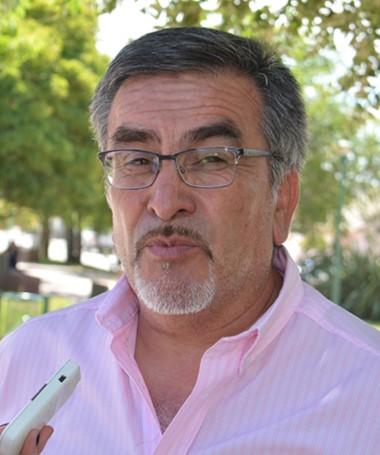 Concejal Oscar Villarroel