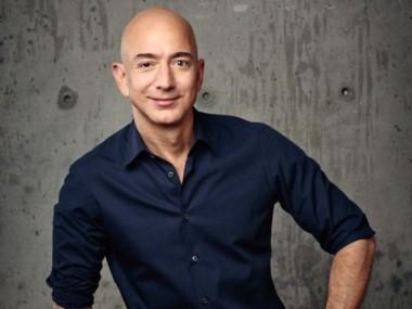 Peso a peso, Bezos rules...