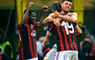 Cutrone le dio la victoria al Milan en el Derby frente al Inter (1-0) con un gol en la prórroga.