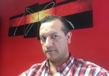 César Barrientos, la cara del básquet provincial. El presidente de la Federación anunció que el primer paso será reunirse con la anterior gestión.