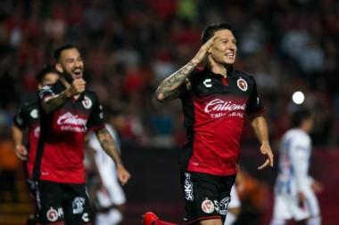 Tras fugaz paso por el fútbol mexicano, Damián Musto será nuevo jugador de River.