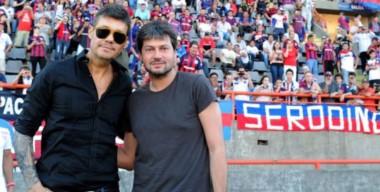 Tinelli anunció que se baja del fútbol de San Lorenzo y que se dedicará exclusivamente al Departamento de Básquet.