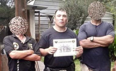 El agresor fue identificado como Facundo Solís, personal del Servicio Penitenciario de Santa Fe. (Centro)