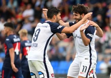 Con esta victoria el Ciclón es el único puntero de la Superliga y obliga a ganar a Boca.