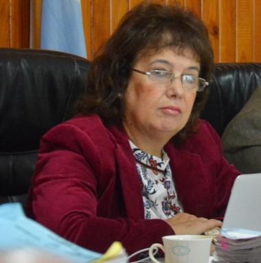 Decisión. La jueza Cabrera de Monella impuso la sanción para ambos.