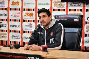 Gastón Coyette presentó su renuncia como DT del club. Fin de un ciclo que será recordado por todos los Funebreros.