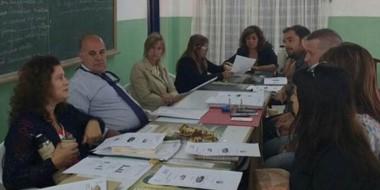 Balance. Los impulsores de la propuesta se reunieron para analizar los resultados de un programa útil.