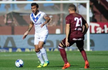 Lanús y Vélez igualaron sin goles en el estadio