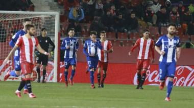 Alavés caía por 2-0 y terminó ganando 3-2 a Girona.