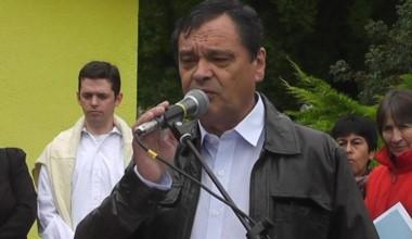 Raúl Ibarra. (Foto: Fernando Bonansea).