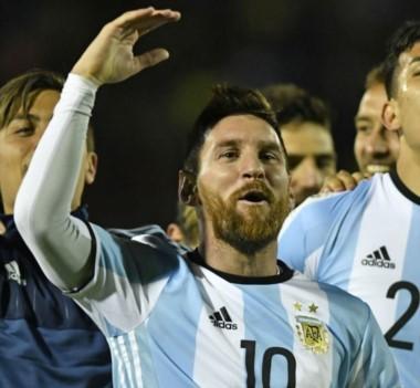 Messi aparece como el sucesor de Del Potro, que ganó el premio mayor en 2016.
