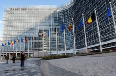 La sede de la Comisión Europea, en la ciudad de Bruselas.