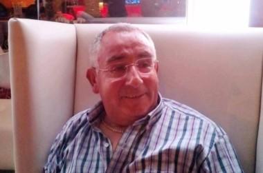 Vicente Maillo en una de sus últimas imágenes