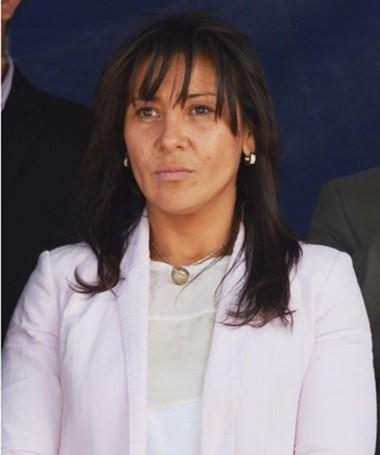 Cecilia Torres Otárola.
