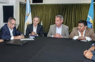 Alivio. PAE mantendrá cuatro equipos trabajando para sostener la producción y la paz social en la cuenca.