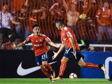El equipo de Holan mostró ratos de un fútbol de alto vuelo en el Libertadores de América.